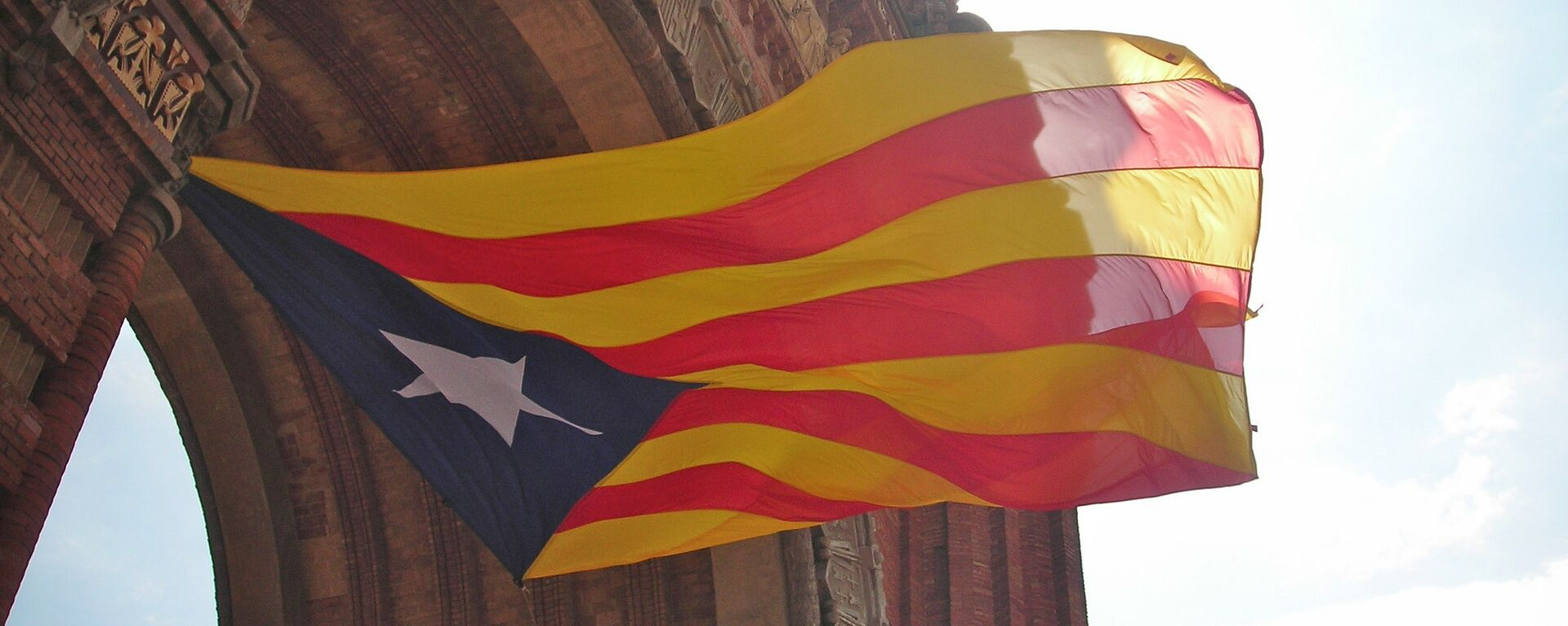 Estelada, la bandera independentista de Cataluña - Sputnik Mundo, 1920, 10.05.2021