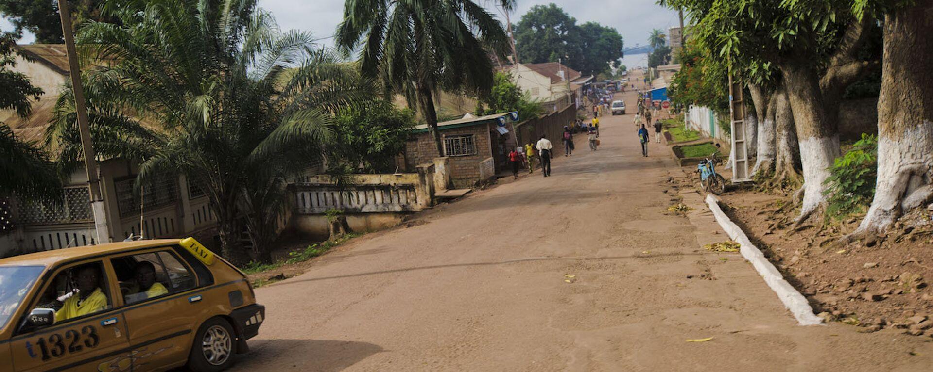 Bangui, la capital de la República Centroafricana - Sputnik Mundo, 1920, 23.04.2021