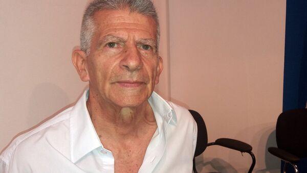 Comandante Aureliano Carbonell, miembro de la Dirección Nacional de la guerrilla colombiana del ELN - Sputnik Mundo