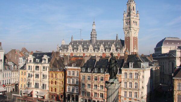 Lille, Francia - Sputnik Mundo
