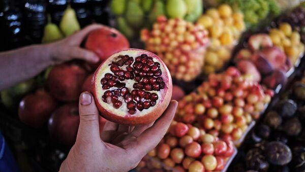 Frutas (Archivo) - Sputnik Mundo