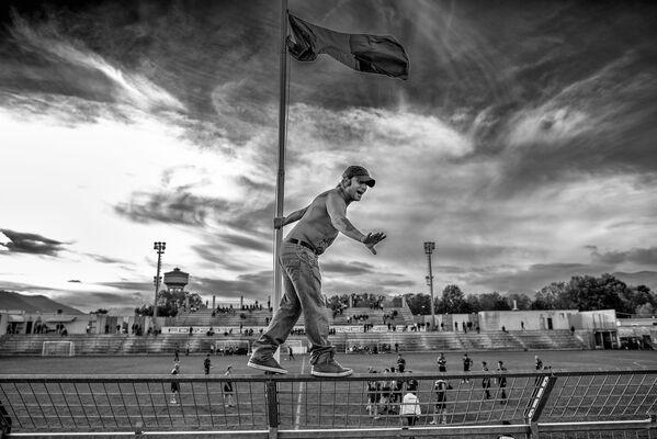 Las impresionantes fotografías premiadas en el Concurso Internacional de Fotoperiodismo Andréi Stenin - Sputnik Mundo