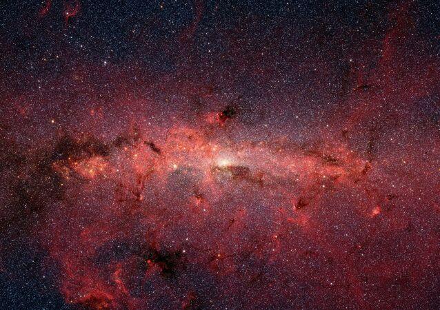 Una galaxia (imagen referencial)