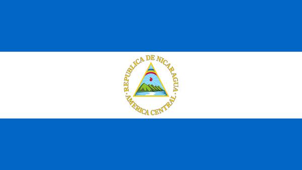 La bandera de Nicaragua - Sputnik Mundo
