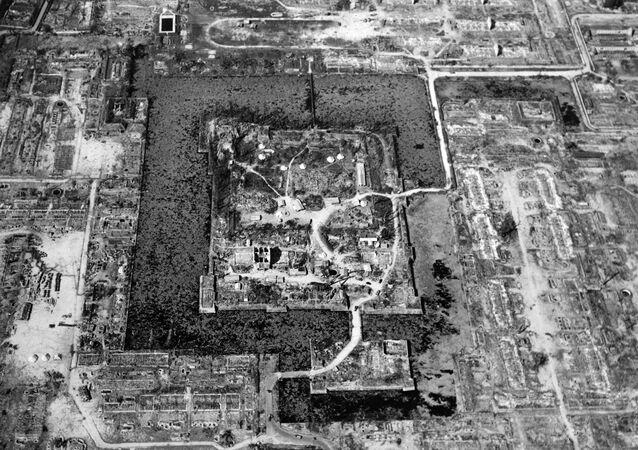 Bombardeo de Hiroshima