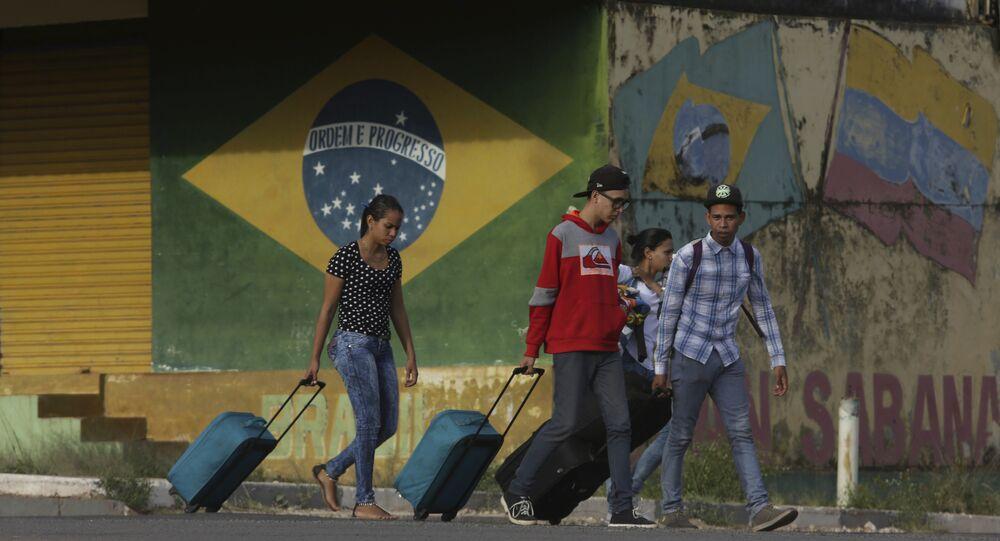 Pacaraima, Brasil