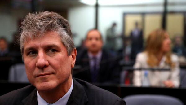 Amado Boudou, exvicepresidente argentino - Sputnik Mundo