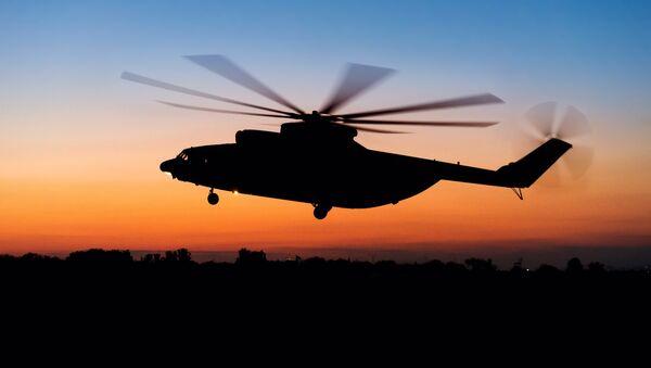 Helicóptero ruso Mi-26 - Sputnik Mundo