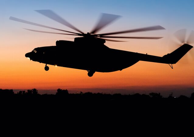 Helicóptero ruso Mi-26