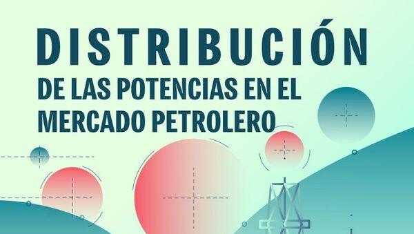 Quién es quién en el mercado global del petróleo - Sputnik Mundo