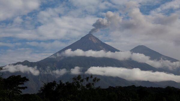 Volcán de Fuego, Guatemala - Sputnik Mundo