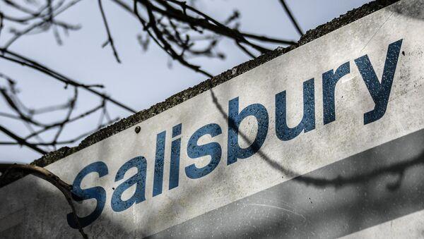 Salisbury, la ciudad británica donde fueron envenenados los Skripal - Sputnik Mundo