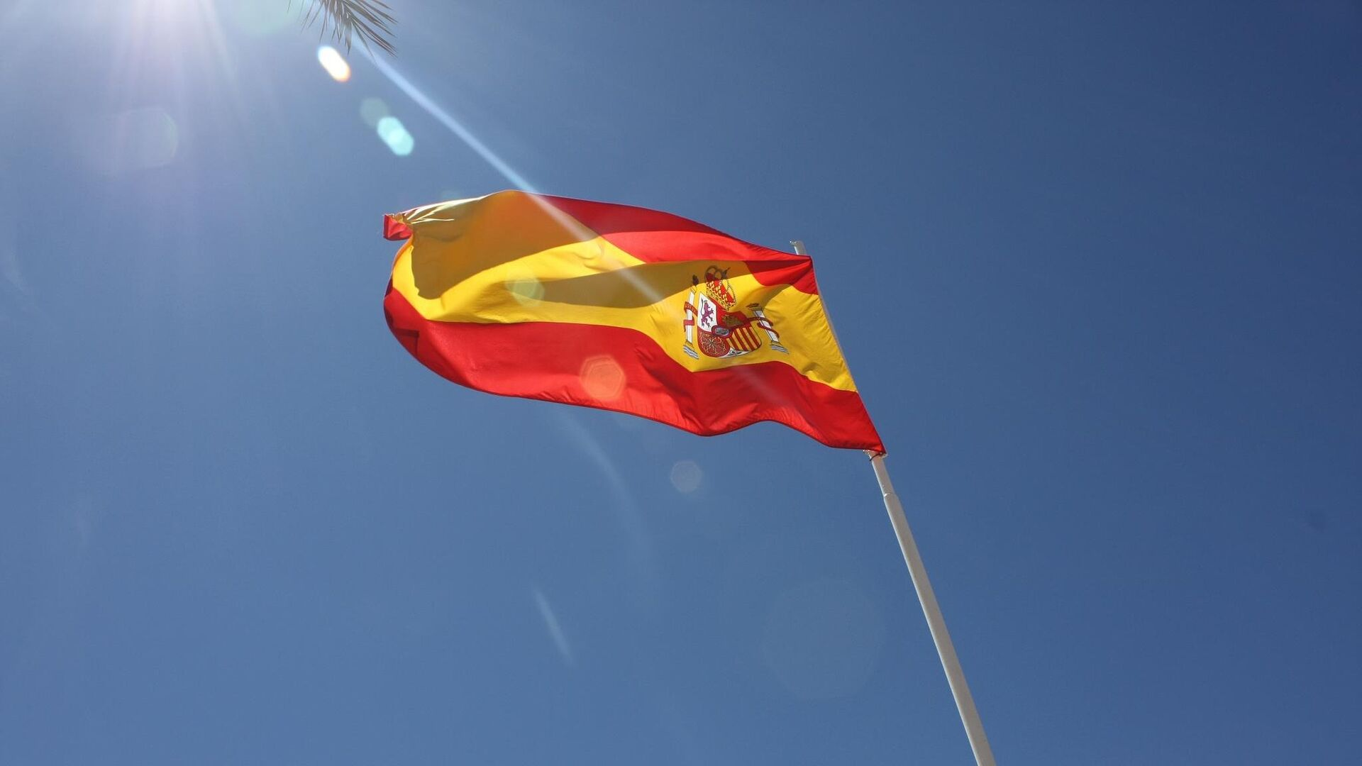 Bandera de España - Sputnik Mundo, 1920, 13.07.2021