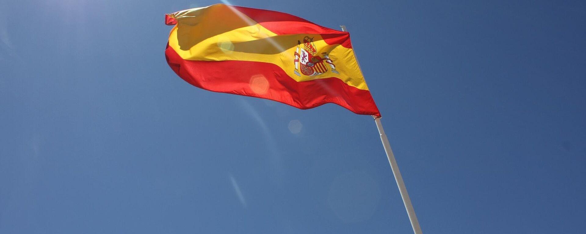Bandera de España - Sputnik Mundo, 1920, 10.06.2021