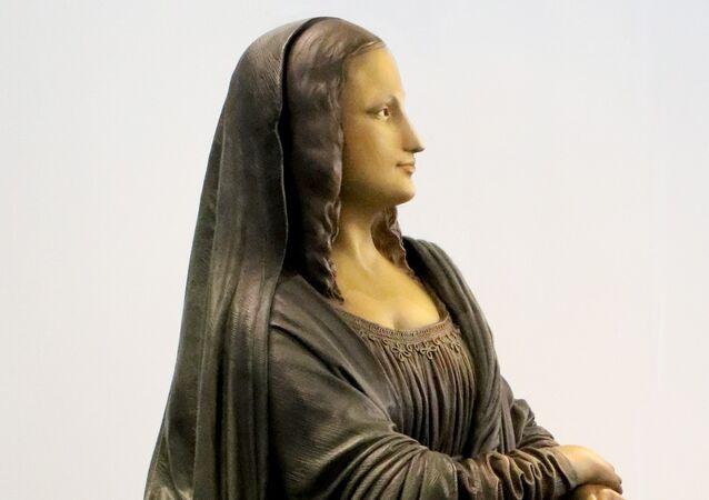 La Mona Lisa, imagen referencial