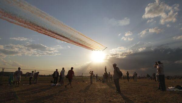 Defensores de los cielos: las Fuerzas Aeroespaciales de Rusia celebran su día - Sputnik Mundo