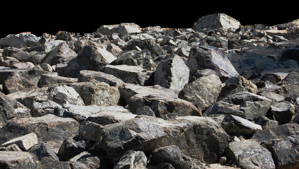 Piedras, imagen referencial - Sputnik Mundo