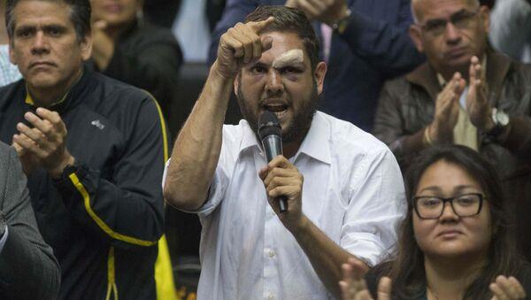 Juan Requesens, diputado venezolano (archivo) - Sputnik Mundo