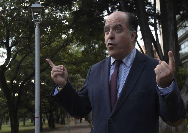 Julio Borges, diputado venezolano