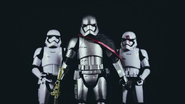 Stormtroopers, imagen referencial - Sputnik Mundo