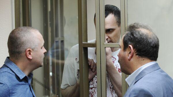 Oleg Sentsov, director de cine - Sputnik Mundo