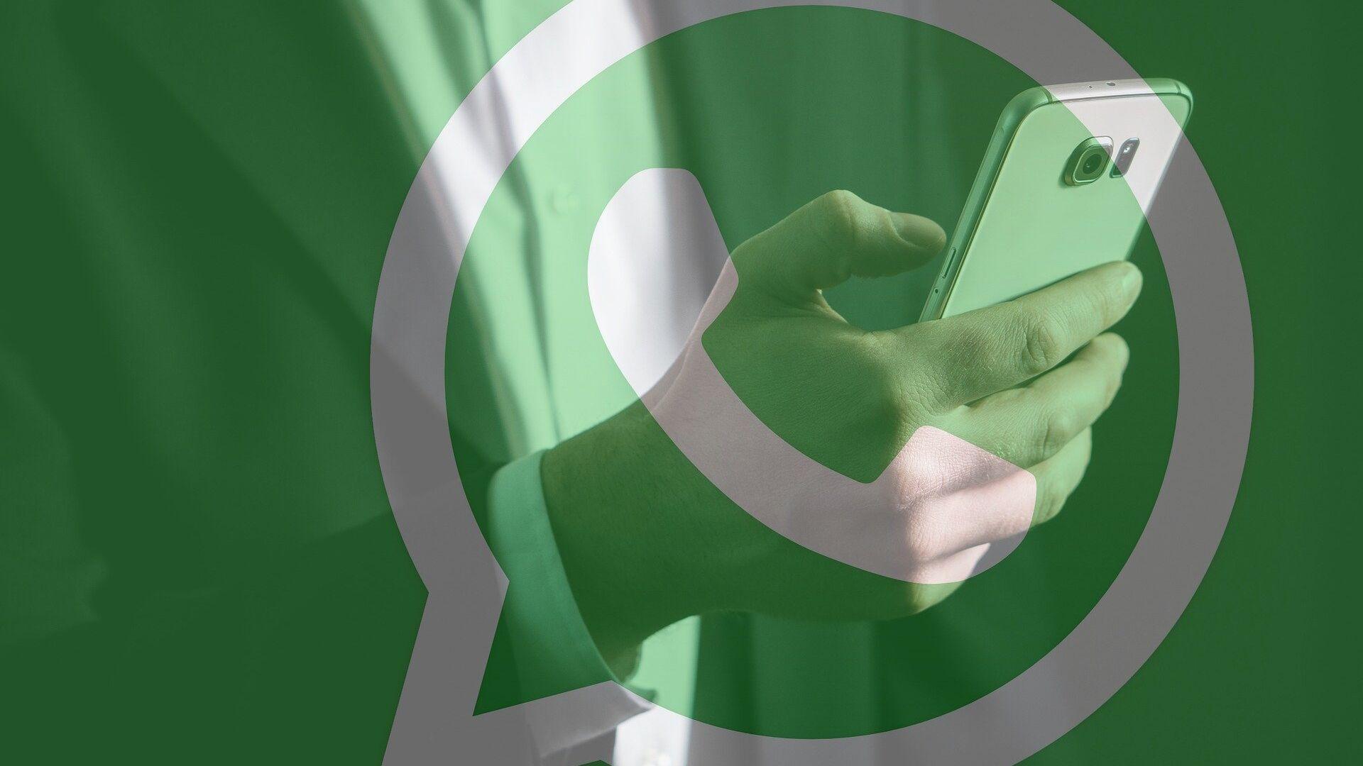 El logo de WhatsApp - Sputnik Mundo, 1920, 12.07.2021