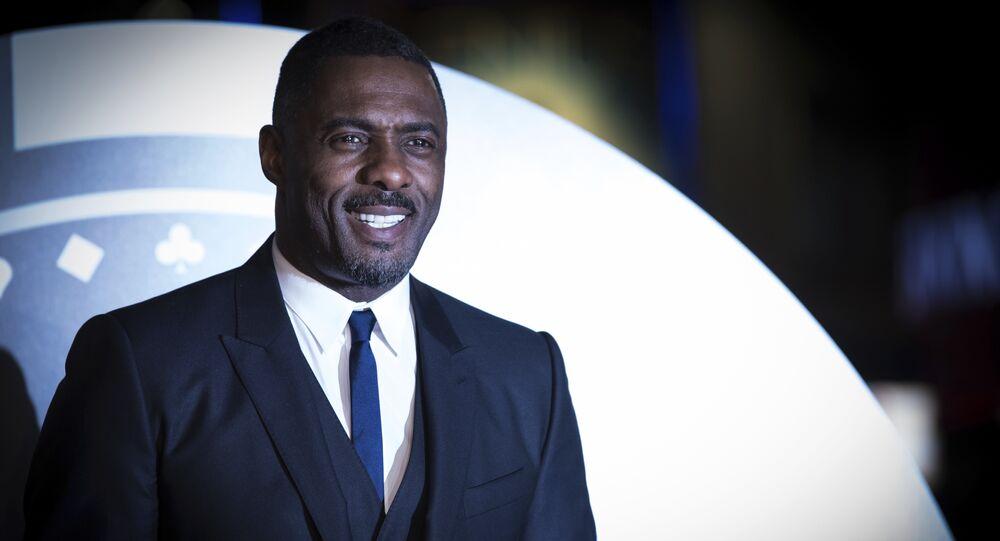 Idris Elba, actor británico