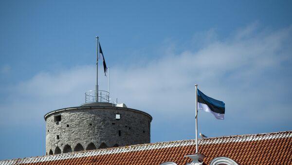 Banderas de Estonia - Sputnik Mundo