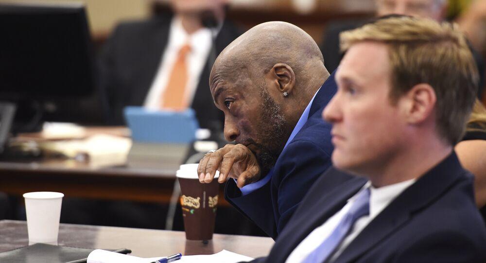 Dewayne Johnson, jardinero que ganó un juicio millonario a Monsanto.