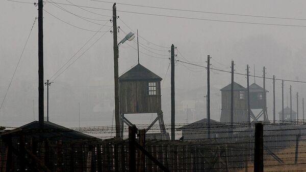 Un campo de concentración nazi ubicado en Polonia - Sputnik Mundo