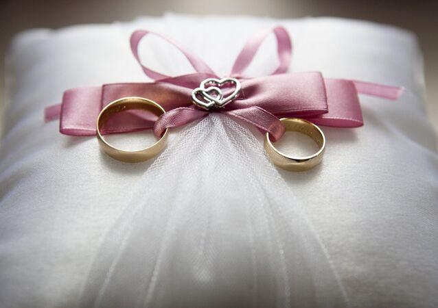 Una boda (imagen referencial)