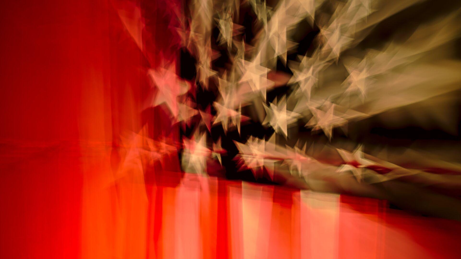 Bandera de EEUU - Sputnik Mundo, 1920, 08.06.2021