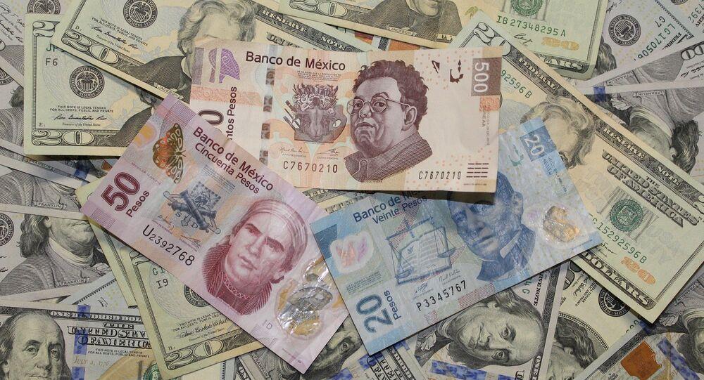 Vende Arriba De 20 Pesos Mexicanos