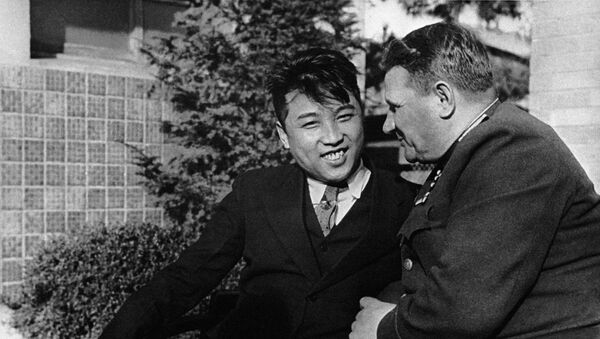 Kim Il-sung, el primer líder de Corea del Norte - Sputnik Mundo