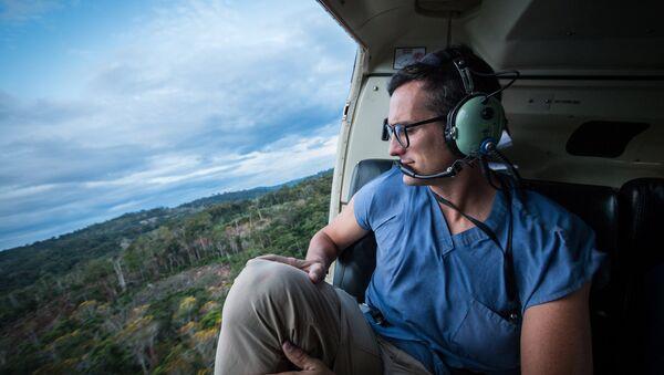 Médico venezolano, Oscar Noya, considera necesario que atención a comunidades indígenas sea menos intermitente - Sputnik Mundo