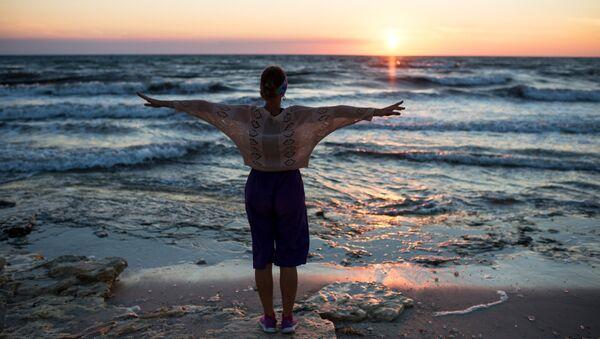 vacaciones en Crimea, referencial - Sputnik Mundo