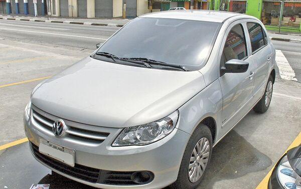 Un Volkswagen Gol, uno de los modelos más robados en Argentina - Sputnik Mundo