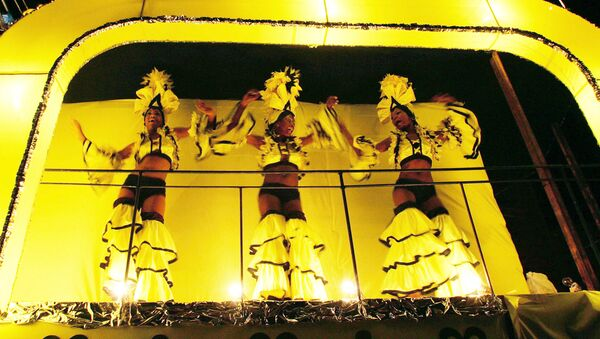 Carnaval de La Habana (Archivo) - Sputnik Mundo