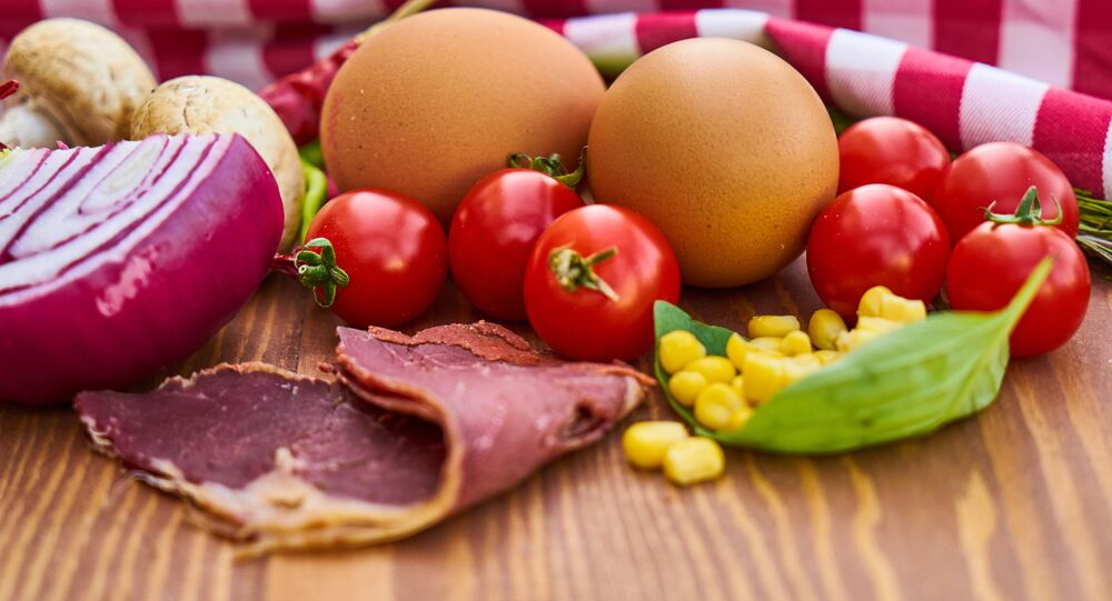 Comida, imagen referencial