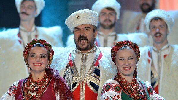 El Coro Cosaco de Kubán - Sputnik Mundo