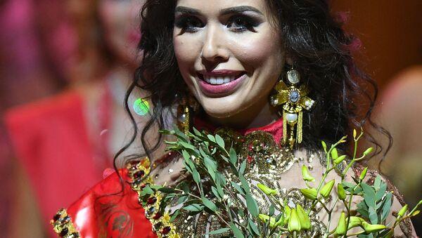 Anna Teléguina, Missis Rusia de la ciudad de Tver - Sputnik Mundo