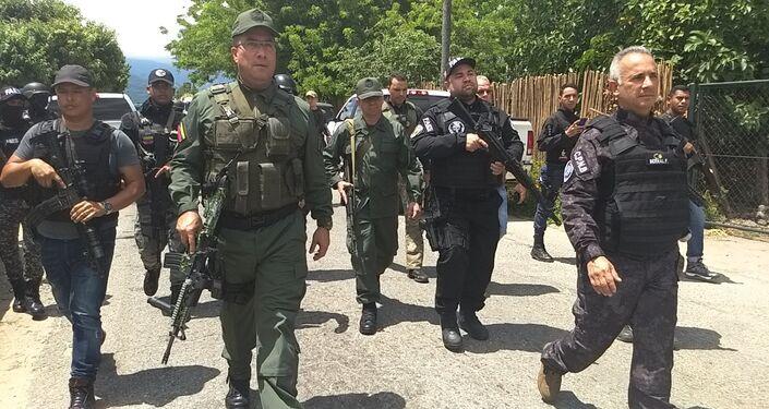 Operación especial en la frontera
