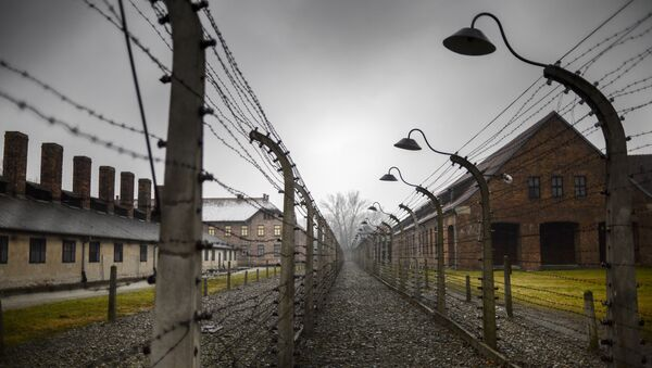 Campo de concentración (imagen referencial) - Sputnik Mundo