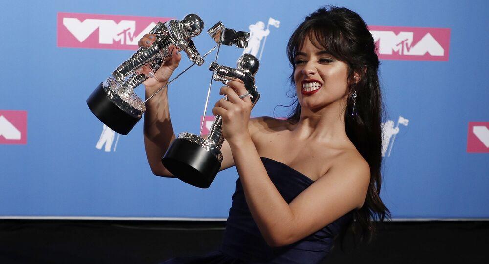 Camila Cabello, cantante cubana-estadounidense