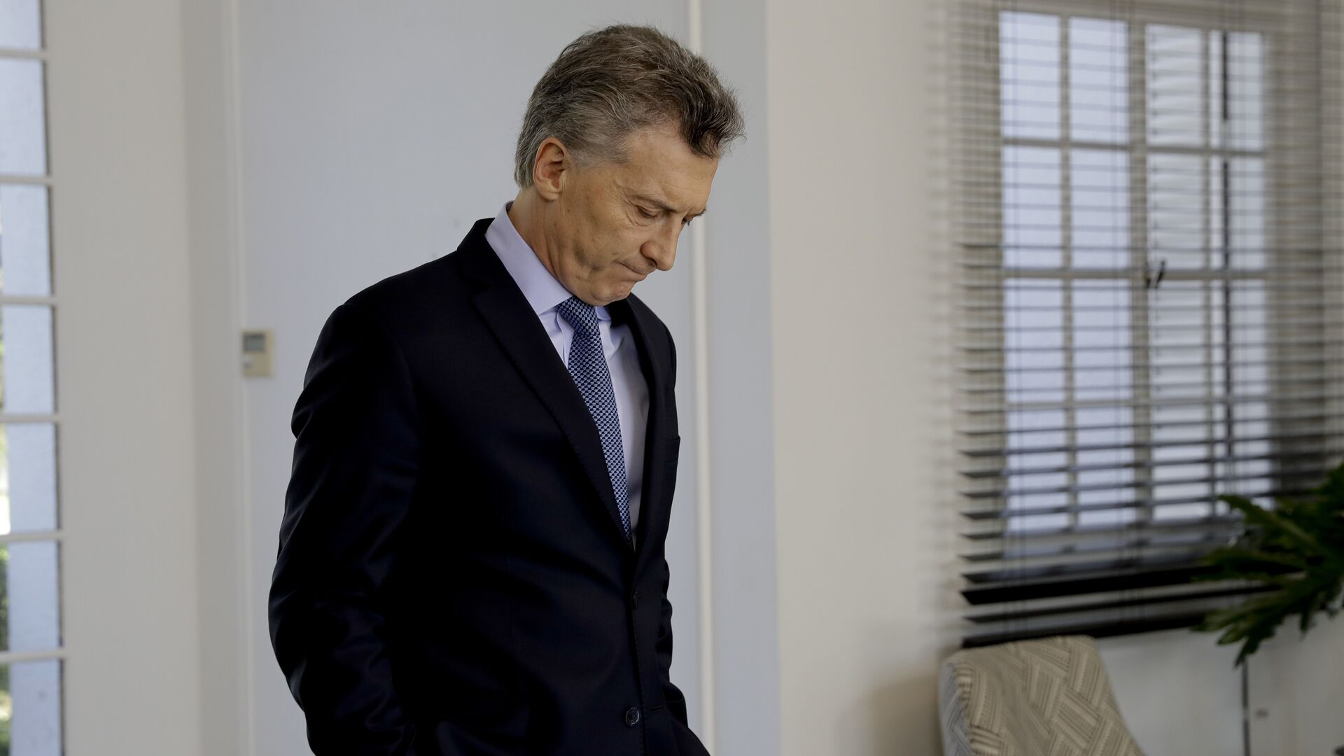 Mauricio Macri, presidente de Argentina - Sputnik Mundo, 1920, 13.03.2021