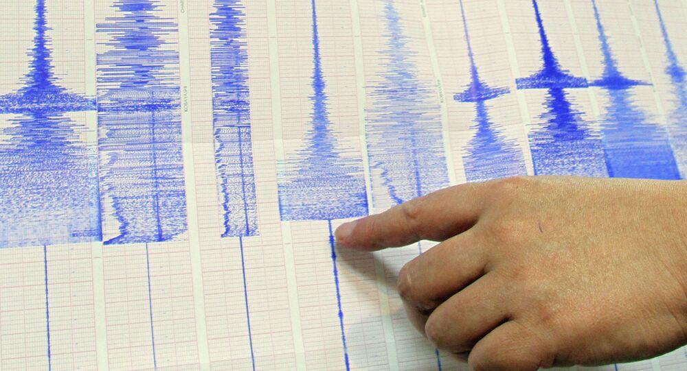 Terremoto (imagen referencial)