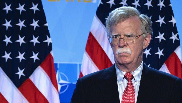 John Bolton, exasesor de Seguridad Nacional de la Casa Blanca - Sputnik Mundo