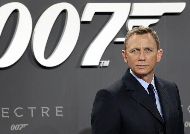 Daniel Craig, el actor que encarna a James Bond desde 2006