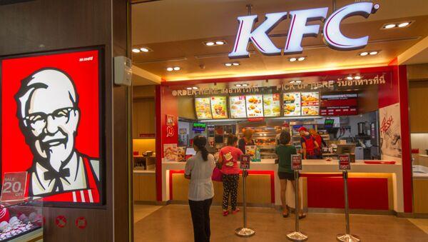Un KFC (imagen referencial) - Sputnik Mundo
