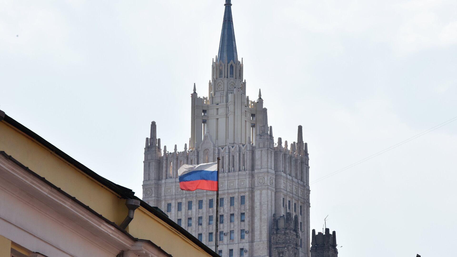Ministerio de Exteriores de Rusia - Sputnik Mundo, 1920, 12.03.2021